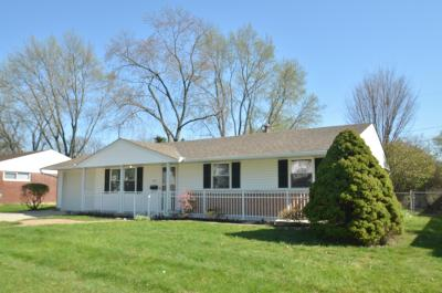 Westerville Single Family Home Contingent Finance And Inspect: 3693 Managua Drive