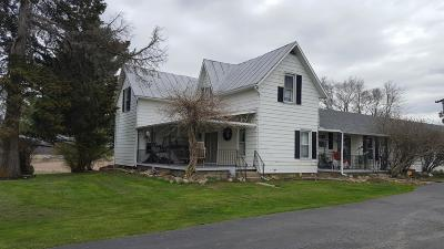 Single Family Home For Sale: 3331 State Route 529