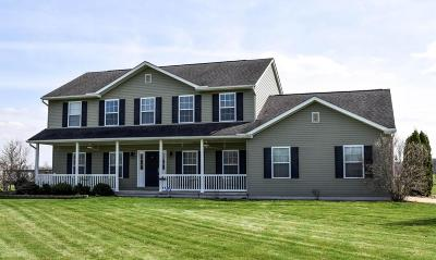 Marengo Single Family Home Contingent Finance And Inspect: 4940 Township Hwy 211