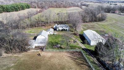Lancaster Single Family Home For Sale: 7080 Clearport Road SW