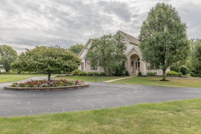 Galena Single Family Home Contingent Finance And Inspect: 3111 Miller Paul Road