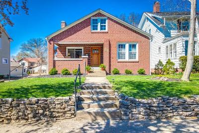 Clintonville Single Family Home Contingent Finance And Inspect: 84 Fallis Road