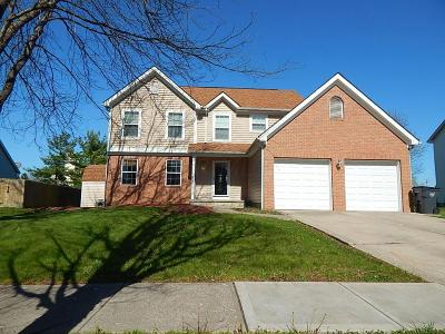 Groveport Single Family Home Contingent Finance And Inspect: 4860 Briargrove Drive