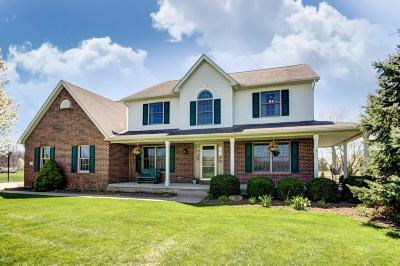 Galena Single Family Home Contingent Finance And Inspect: 12332 Gorsuch Road
