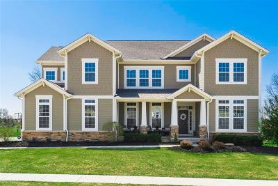 New Albany Single Family Home Contingent Finance And Inspect: 8397 Laidbrook Place