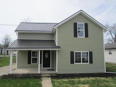 Marengo Single Family Home Contingent Finance And Inspect: 19 W Williams Street