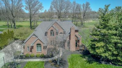 Westerville Single Family Home For Sale: 5727 Medallion Drive E