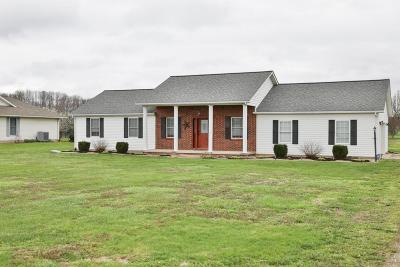 Chillicothe Single Family Home Contingent Finance And Inspect: 554 Lancaster Road