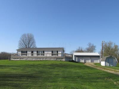 Mount Vernon Single Family Home Contingent Finance And Inspect: 16871 Murray Road