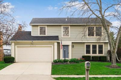 Dublin Single Family Home For Sale: 2208 Sutter Parkway