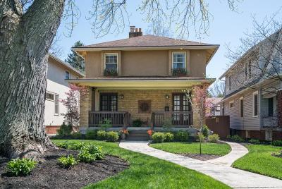 Clintonville Single Family Home Contingent Finance And Inspect: 61 Oakland Park Avenue