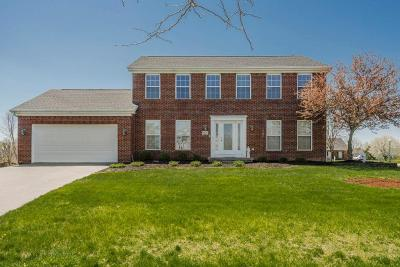 New Albany Single Family Home Contingent Finance And Inspect: 1629 Minturn Drive
