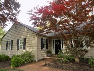 Upper Arlington Single Family Home For Sale: 3880 Criswell Drive