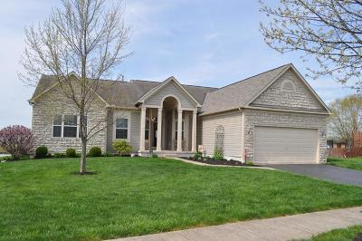 Groveport Single Family Home Contingent Finance And Inspect: 4934 Founders Drive