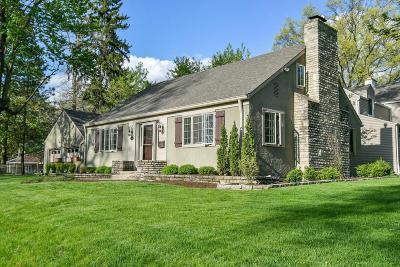 Worthington Single Family Home Contingent Finance And Inspect: 920 Evening Street