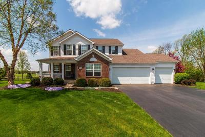 New Albany Single Family Home Contingent Finance And Inspect: 1155 Aroya Court