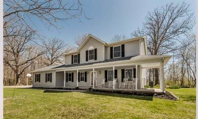 Plain City OH Single Family Home Contingent Finance And Inspect: $406,000