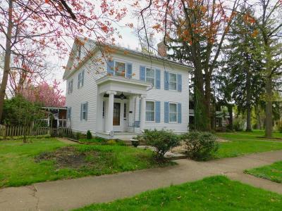 Mount Vernon Single Family Home For Sale: 204 E Gambier Street