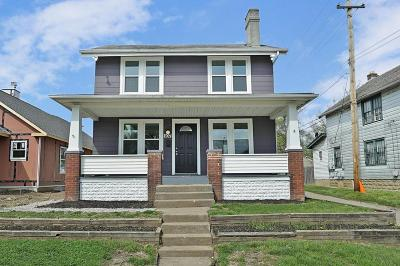 Columbus Single Family Home For Sale: 107 N Guilford Avenue