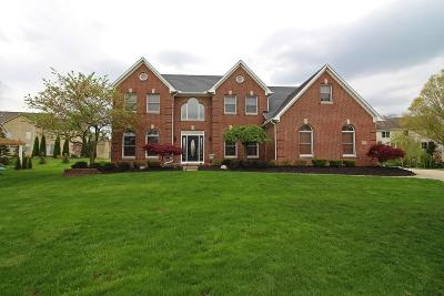 Westerville Single Family Home For Sale: 5944 Old Head Court
