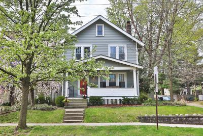 Clintonville Single Family Home Contingent Finance And Inspect: 345 Crestview Road