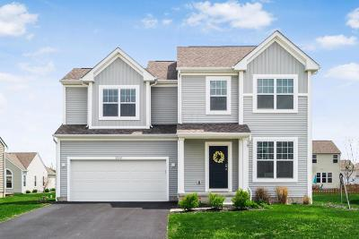Grove City Single Family Home Contingent Finance And Inspect: 2241 English Turn Drive