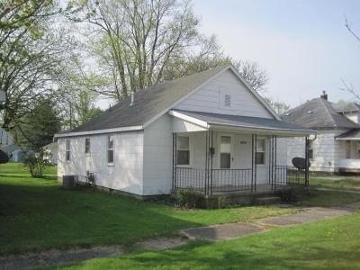 Washington Court House OH Single Family Home For Sale: $37,900