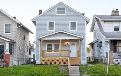Single Family Home For Sale: 572 Frebis Avenue