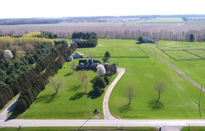 Delaware Single Family Home For Sale: 1938 River Road