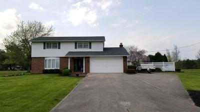 Orient Single Family Home For Sale: 4114 Zuber Road