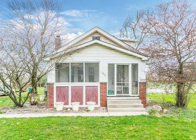 Single Family Home For Sale: 2223 Reynoldsburg New Albany Road