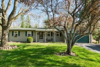 Galena Single Family Home Contingent Finance And Inspect: 6001 Mayfair Drive
