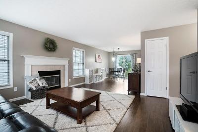 Lewis Center Single Family Home Contingent Finance And Inspect: 8608 Olenbrook Drive