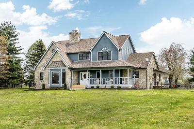 Pickerington Single Family Home For Sale: 10160 Allen Road