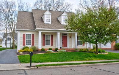 New Albany Single Family Home Contingent Finance And Inspect: 5264 Settlement Drive