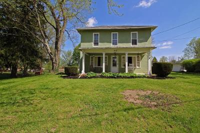 Single Family Home Sold: 212 W Mill Street