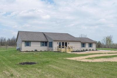 Union County Single Family Home Contingent Finance And Inspect: 13580 County Home Road