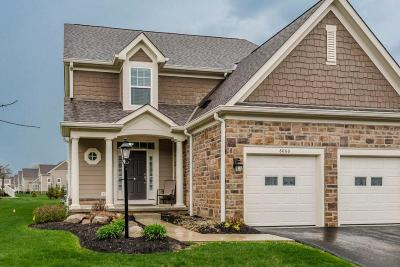 Union County Condo Contingent Finance And Inspect: 8866 Vineyard Haven Drive