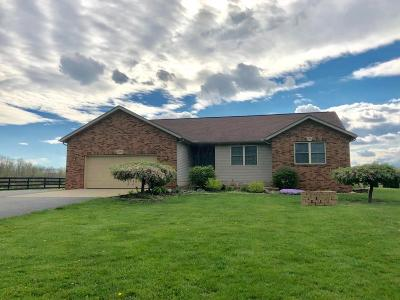 Amanda Single Family Home Contingent Finance And Inspect: 6547 16th Road SW