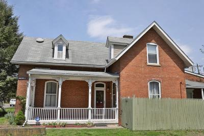 Chillicothe Single Family Home Contingent Finance And Inspect: 215 N High Street