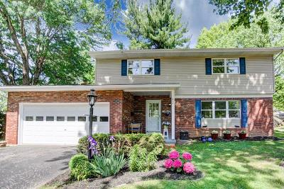 Worthington Single Family Home Contingent Finance And Inspect: 450 Haymore Avenue S