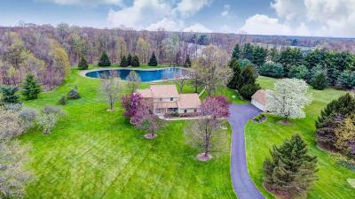 Galena Single Family Home For Sale: 7480 Cheshire Road