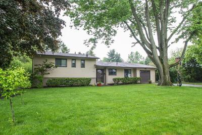 Upper Arlington Single Family Home For Sale: 2331 Wickliffe Road