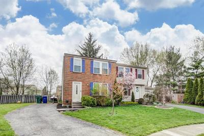Powell Single Family Home Contingent Finance And Inspect: 8830 Creve Coeur Lane