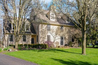 Dublin  Single Family Home For Sale: 8189 N Crossgate Court