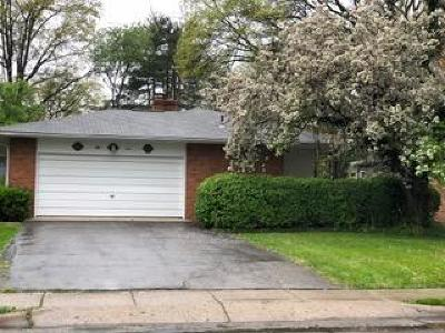 Bexley Single Family Home Contingent Finance And Inspect: 51 S Gould Road