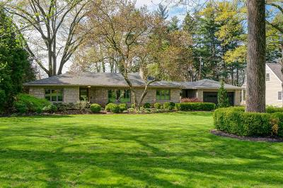 Worthington Single Family Home Contingent Finance And Inspect: 211 Medick Way