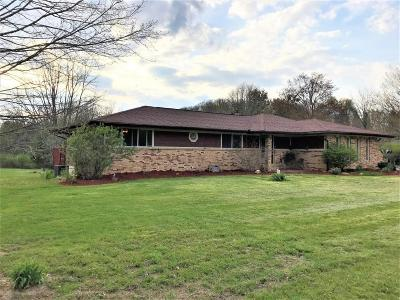 Lancaster Single Family Home For Sale: 645 Betz Road NW