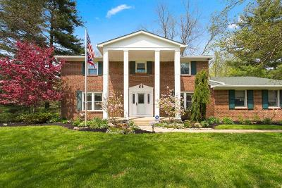 Blacklick Single Family Home For Sale: 6220 Havens Road