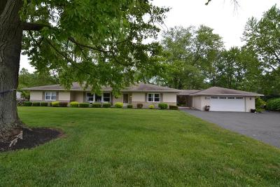 Grove City Single Family Home Contingent Finance And Inspect: 4284 Hoover Road
